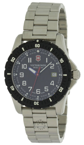 Victorinox Swiss Army Maverick Sport Black Dial SS Men Watch 241675