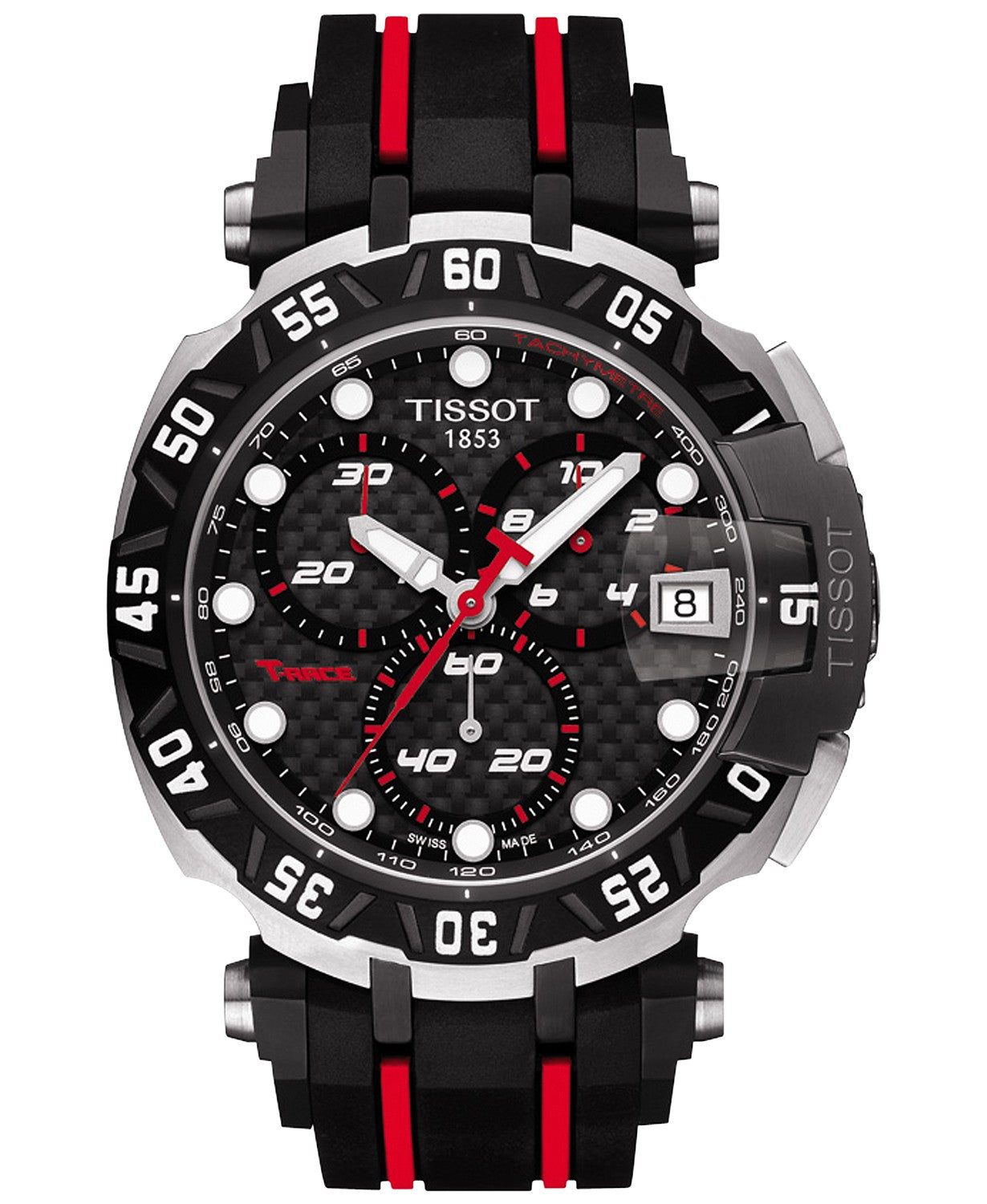 Tissot T-Race MotoGP Ltd Edition 2015 45mm Men's Watch T0924172720100