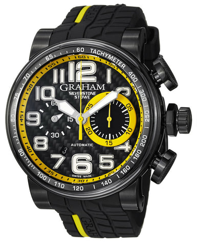 Graham 2BLDC.B28A Silverstone Stowe Racing Men's Watch