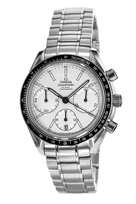 Omega Speedmaster Men's Steel Chronograph Watch 326.30.40.50.02.001