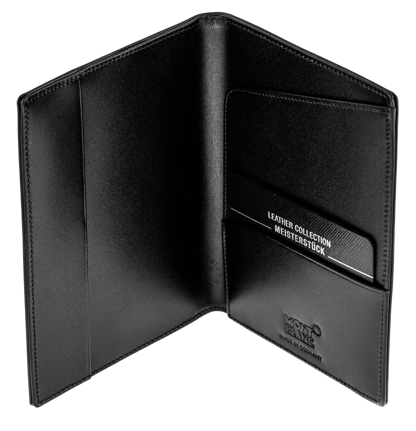 Montblanc 35285 Meisterstück Leather International Passport Holder