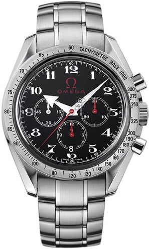 Omega Olympic Chronograph 42mm Automatic Steel Men's Watch 3557.50.00