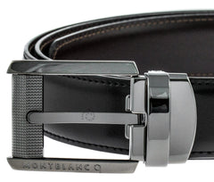 Montblanc Starwalker Contemporary Line Men's Reversible Belt 38163