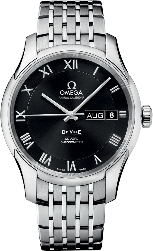 Omega De Ville Co-Axial Annual Calendar Men Watch 431.10.41.22.01.001