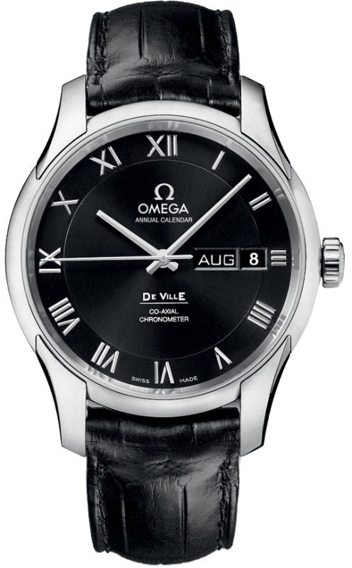 Omega De Ville Co-Axial Annual Calendar Men Watch 431.13.41.22.01.001