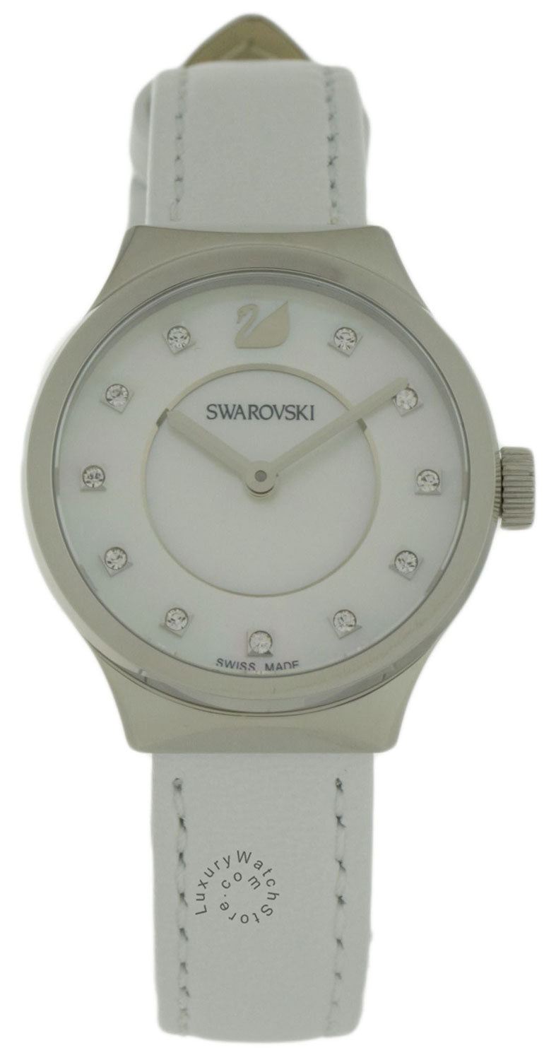 Swarovski Dreamy Mother of Pearl Dial 11 Crystals Women Watch 5199946