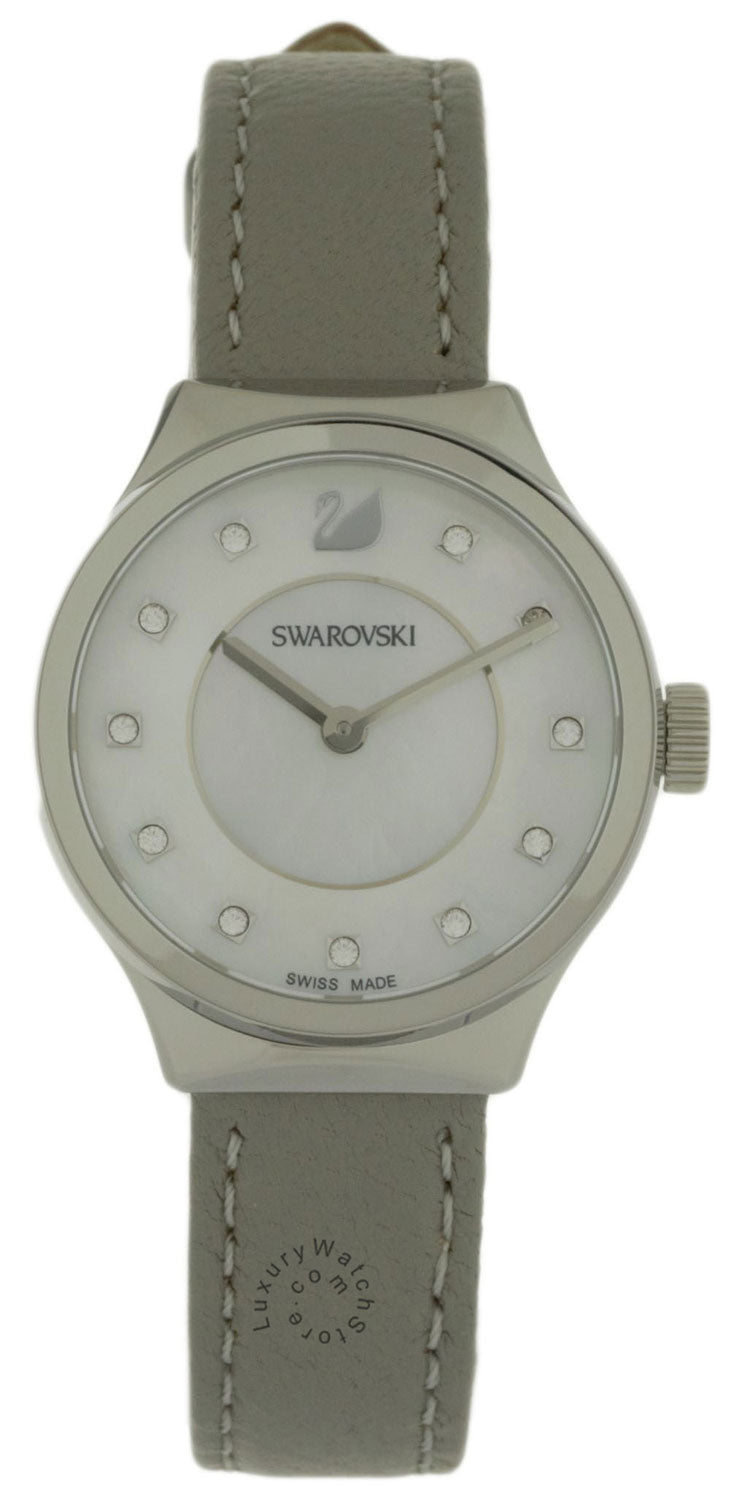 Swarovski Dreamy Mother of Pearl Dial 11 Crystals Women Watch 5219457