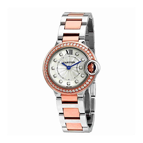 Cartier Ballon Bleu 28mm Women's Watch W3BB0009