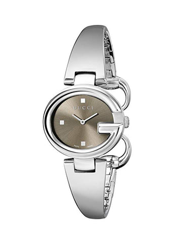 Gucci Guccissima Stainless Steel Women's Watch YA134503