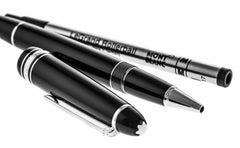 Montblanc Meisterstuck Platinum PVD Le Grand M162P Rollerball Pen 7571