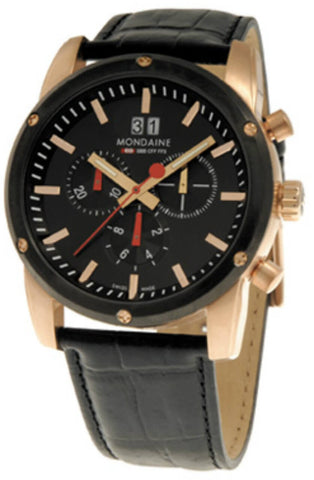 Mondaine A690.30338.22SBB Sport II Chronograph Men's Watch
