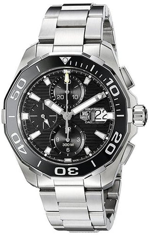 Tag Heuer Aquaracer Calibre 16 Chronograph Auto Watch CAY211A.BA0927
