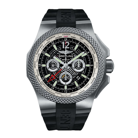 Breitling Bentley GMT Titanium Men Watch EB043210/BD23/222S/E20DSA.2