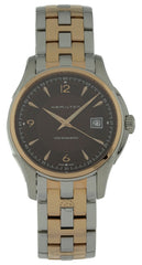 Hamilton Jazzmaster Viewmatic Auto Brown Dial Men Watch H32655195