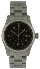 Hamilton Khaki Field 42MM Brown Dial SS Automatic Men Watch H70605193