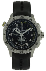 Hamilton Khaki Aviation Worldtimer Chronograph BLK Men Watch H76714335