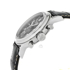 Longines Heritage 41mm Automatic Chronograph SS Men's Watch L27454534