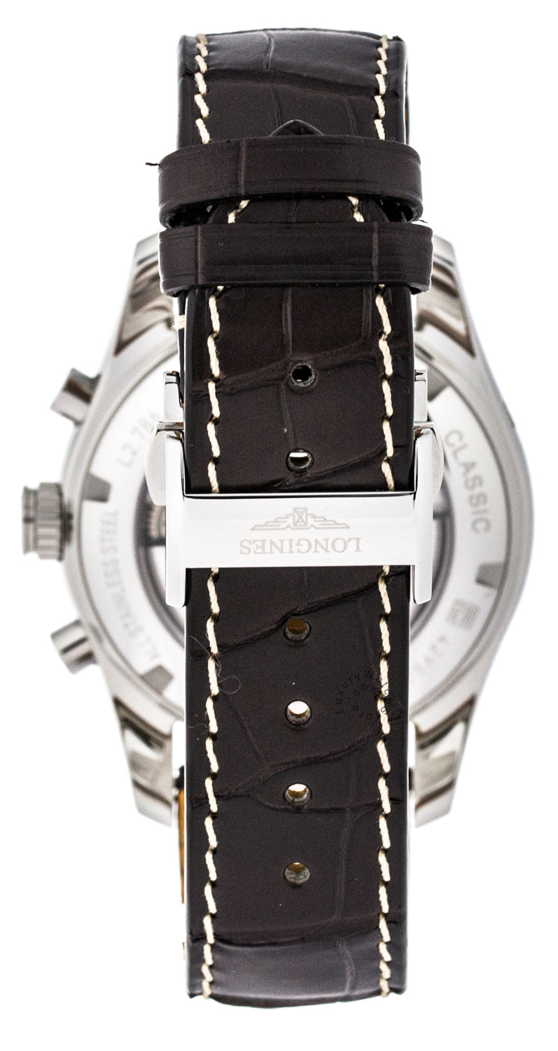 Longines Conquest Classic 41mm Chronograph SS Watch L27864763
