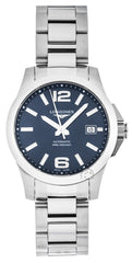 Longines Conquest 39mm Automatic SS Blue Dial Men's Watch L36764996