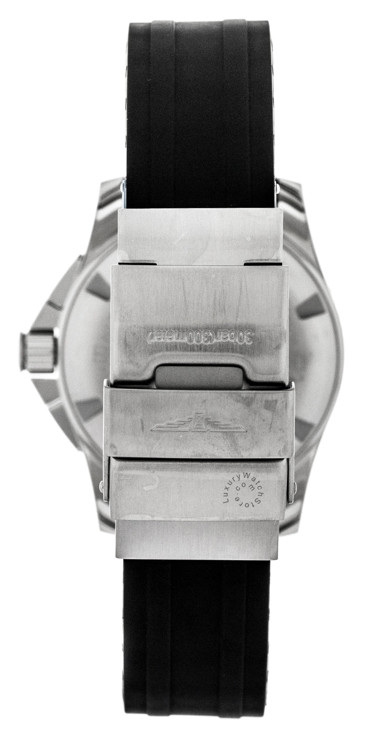 Longines HydroConquest 41mm Automatic SS Rubber Strap Watch L37444562