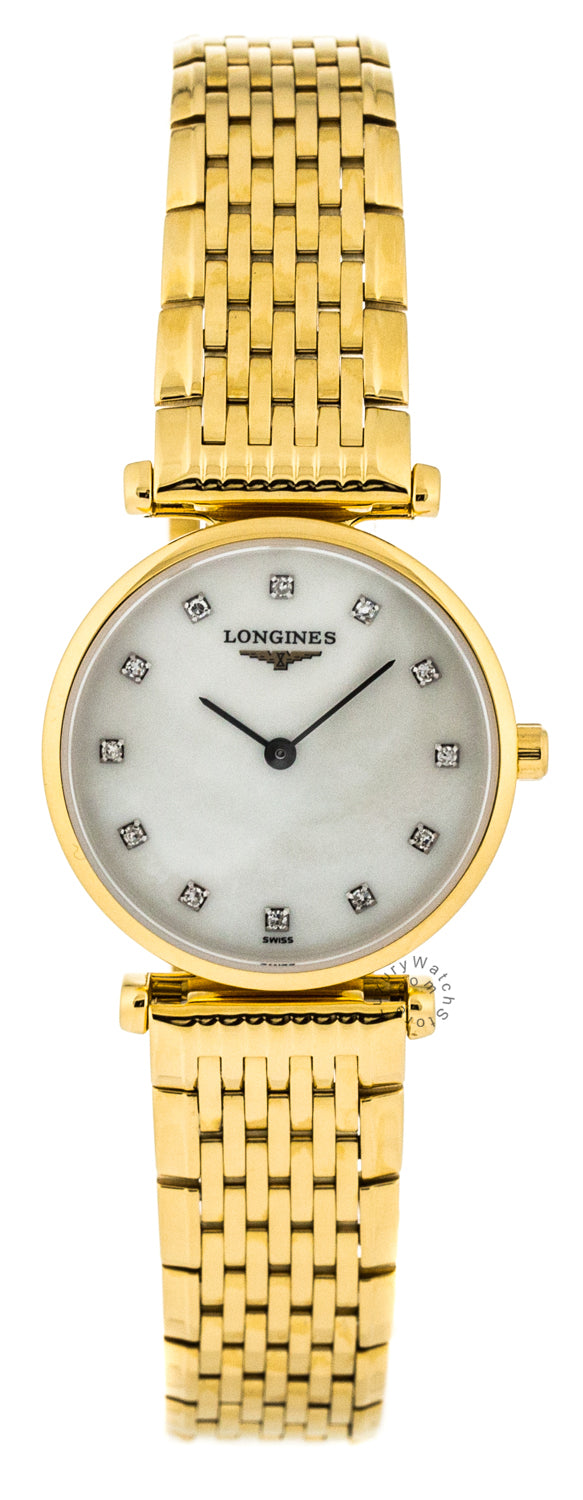 La Grande Classique De Longines 24mm Quartz SS Women's Watch L42092878