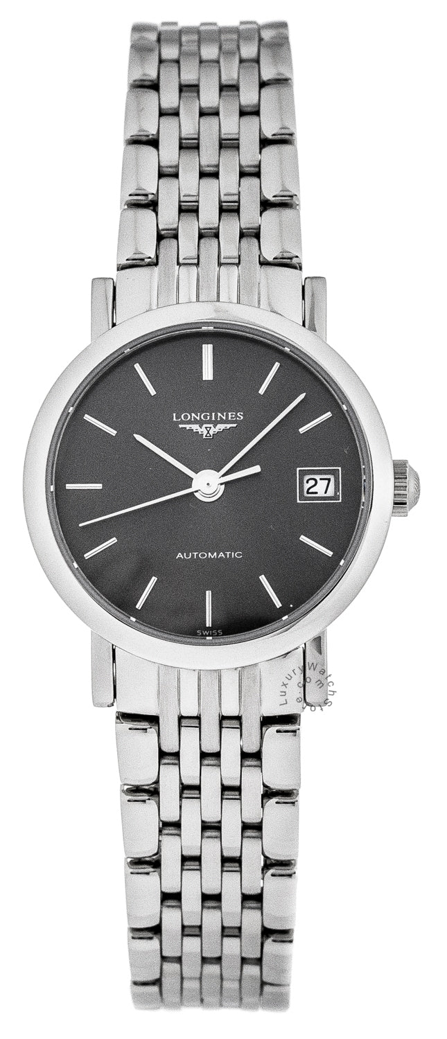 Longines Elegant Collection 25.5mm Automatic SS Watch L43094726