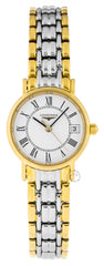 Longines  Presence 23.5mm Quartz Two-tone Watch L42202117 / L43192117