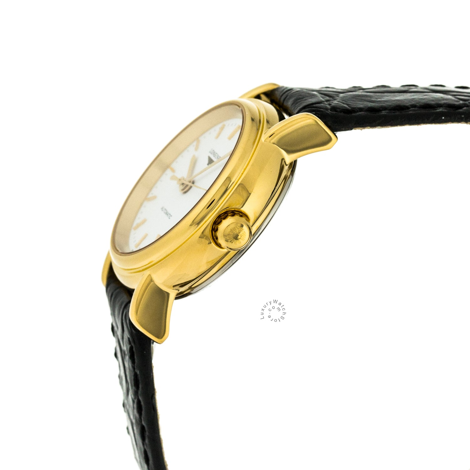 Longines Presence 25mm PVD Automatic Women's Watch L43212122