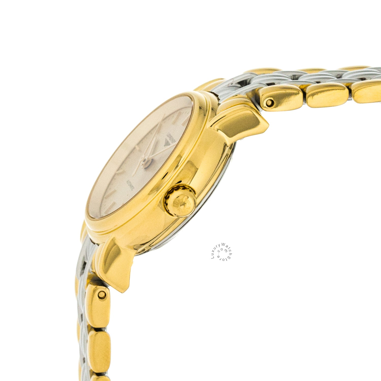 Longines Presence 25.5 Two-Tone Automatic Women's Watch L43212327