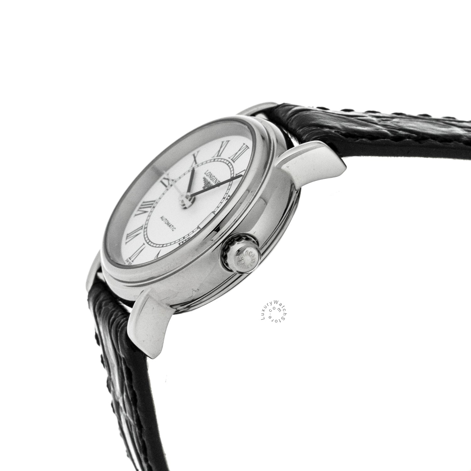 Longines Presence 25.5mm Automatic Stainless Steel Women's Watch L43214112