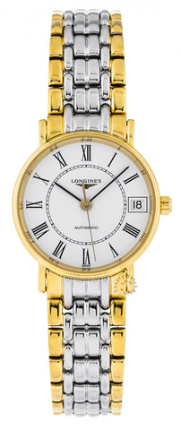 Longines Presence 30mm Automatic SS Women's Watch L43222117
