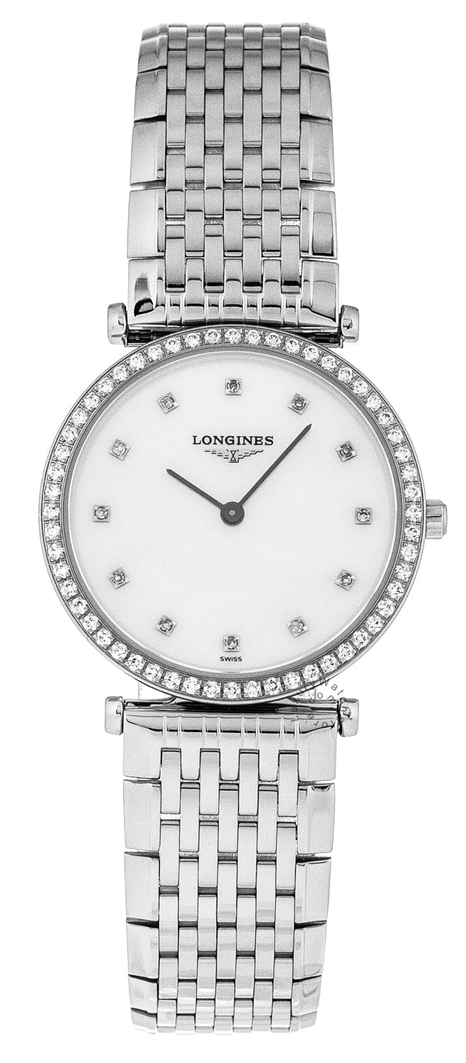 La Grande Classique De Longines 29mm SS Women's Watch L45130876
