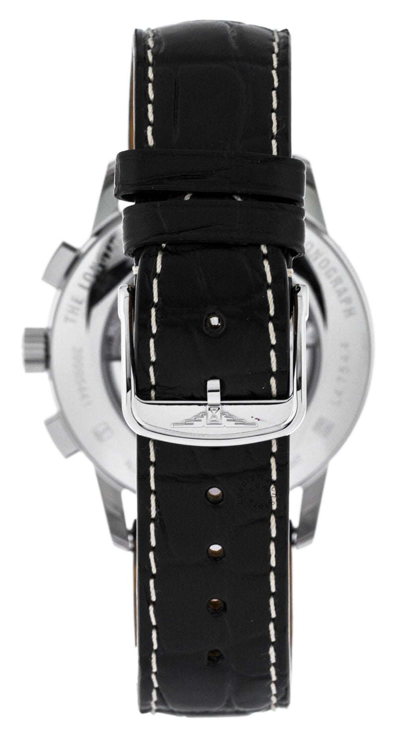 Longines Heritage 41mm Auto Chrono Column Wheel Men's Watch L47544524