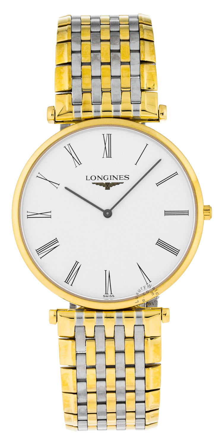 La Grande Classique De Longines 37mm Two-Tone Men's Watch L47662117