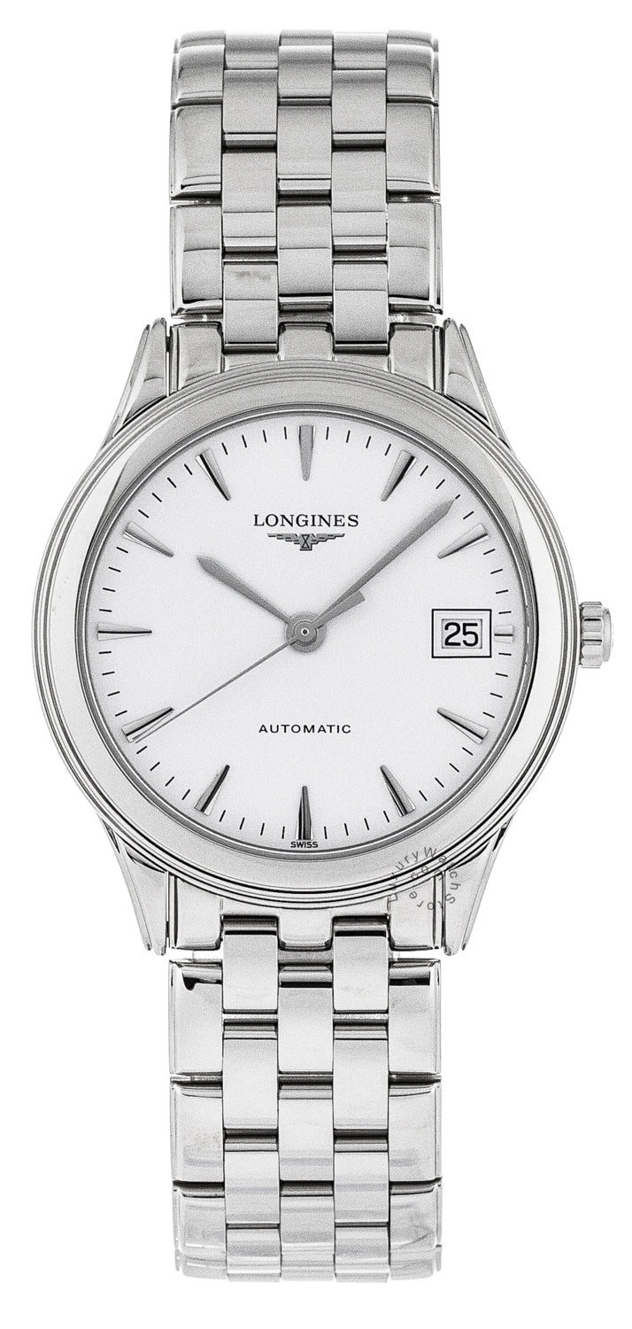 Longines Flagship 35.6mm Automatic SS Men's Watch L47744126