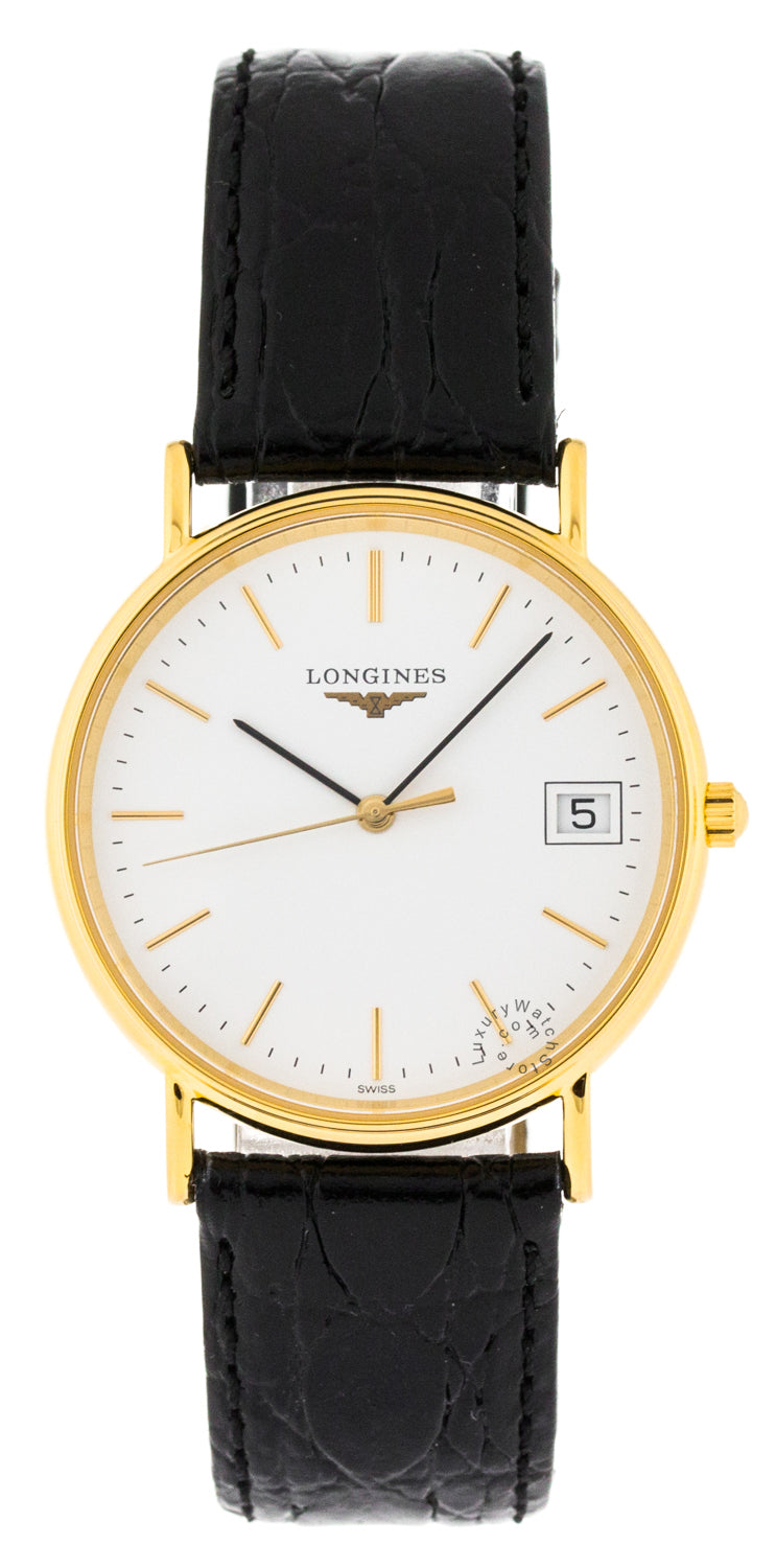 Longines Presence Automatic 38.5mm Men's Watch L47202122 / L48192122