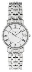 Longines Presence 33mm Stainless Steel Watch L47204116 / L48194116