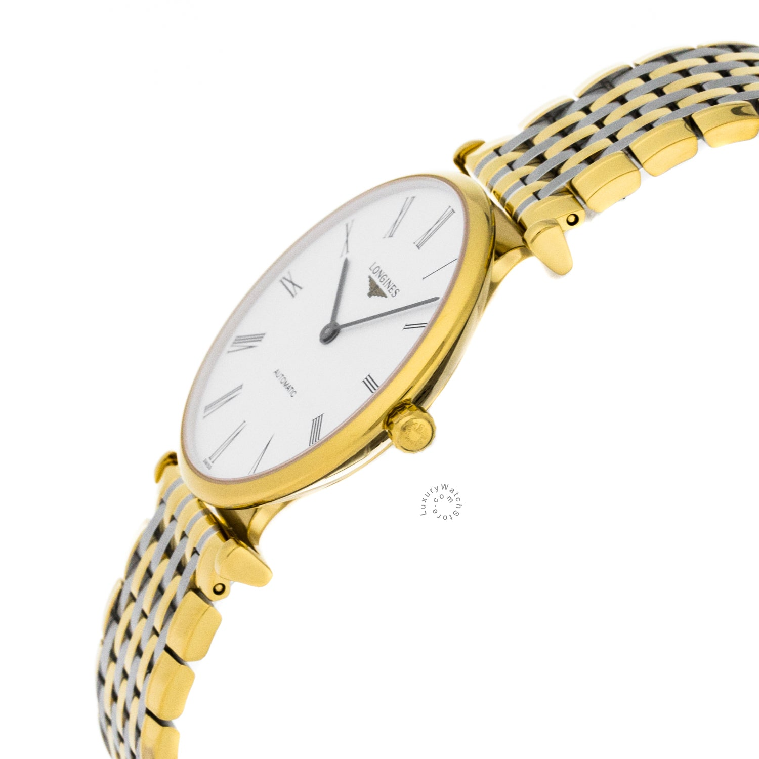 La Grande Classique De Longines 36mm Automatic Watch L49082117