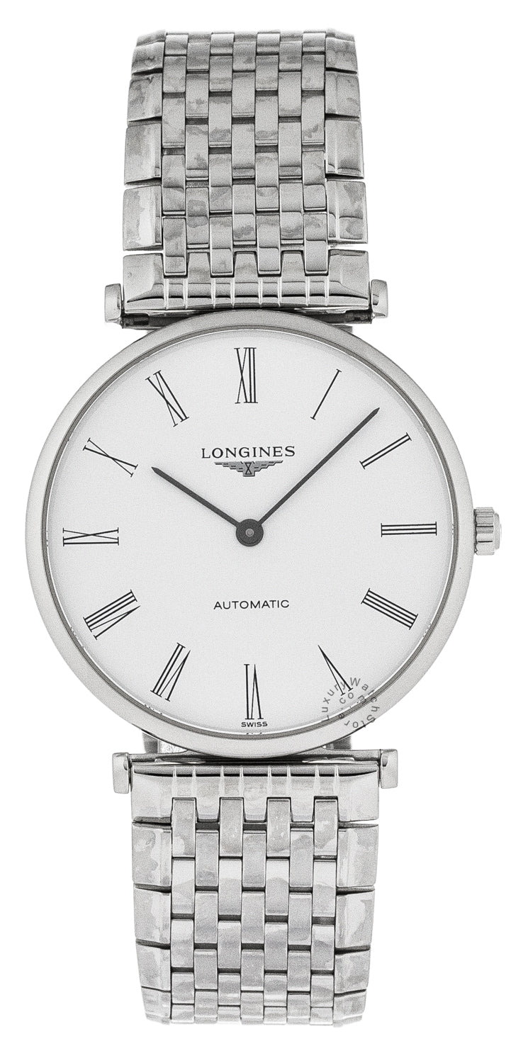 La Grande Classique De Longines 36mm Automatic SS Watch L49084116