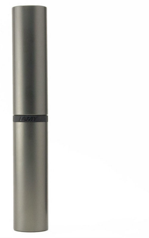 Lamy 057 LX Ru Aluminum Anodised Ruthenium Color Fountain Pen 1701112