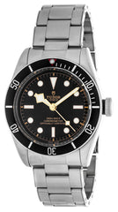 Tudor Heritage Black Bay Steel Bracelet Automatic Men Watch 79230N
