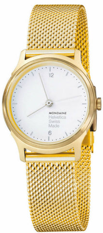 Mondaine MH1.L1111.SM Helvetica Light No1 Holiday Women's Watch