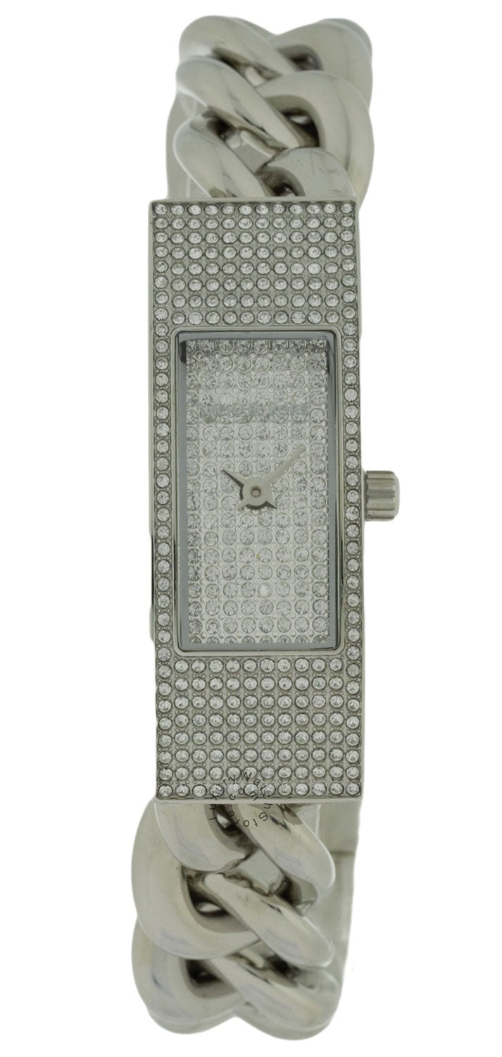 Michael Kors MK3305 Hayden Glitz Women's Crystals Pavé Accents Watch