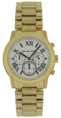 Michael Kors MK5916 Cooper Chronograph White Dial Date Women's Watch