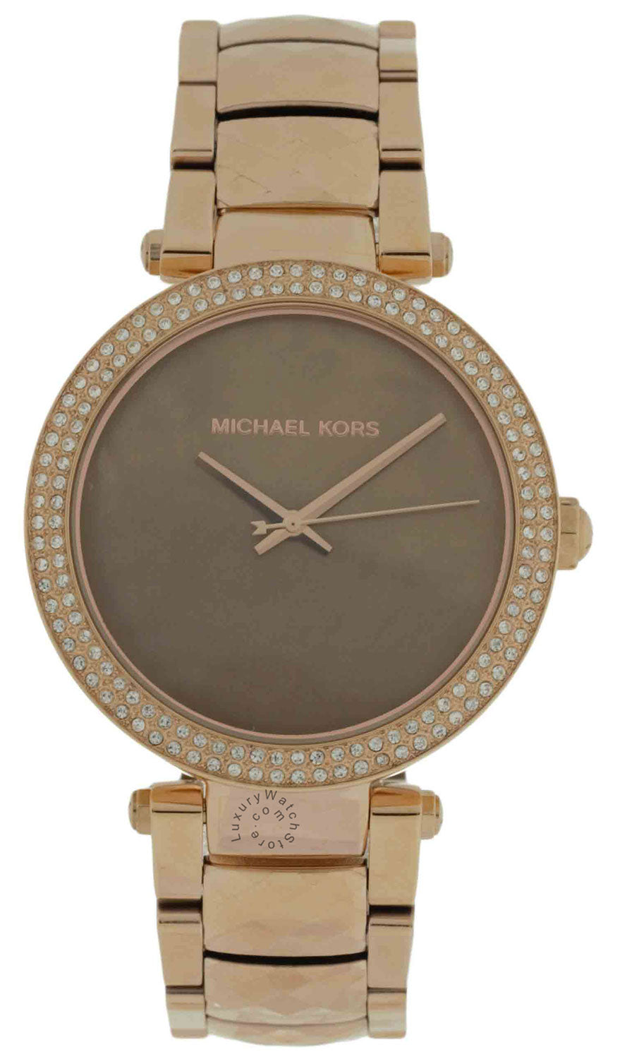 Michael Kors Parker Rosegold Mother Of Pearl Dial Women Watch MK6426