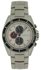 Michael Kors MK8339 Bradshaw Chronograph Whited Dial Men's Steel Watch