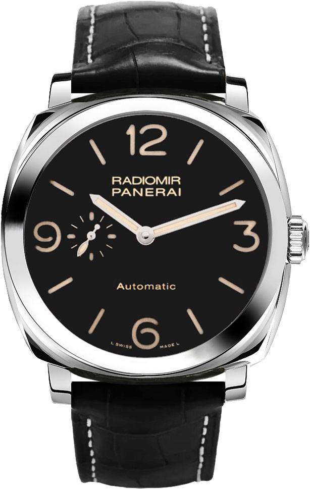 Panerai Radiomir 1940 3 Days Automatic Acciaio 45mm Watch PAM00572