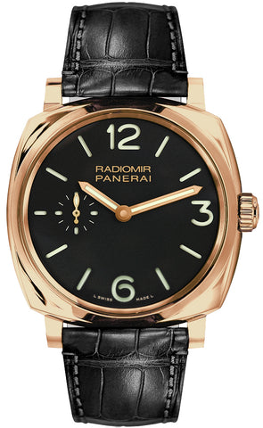 Panerai Radiomir 1940 3 Days Oro Rosso 42mm Men's Watch PAM00575