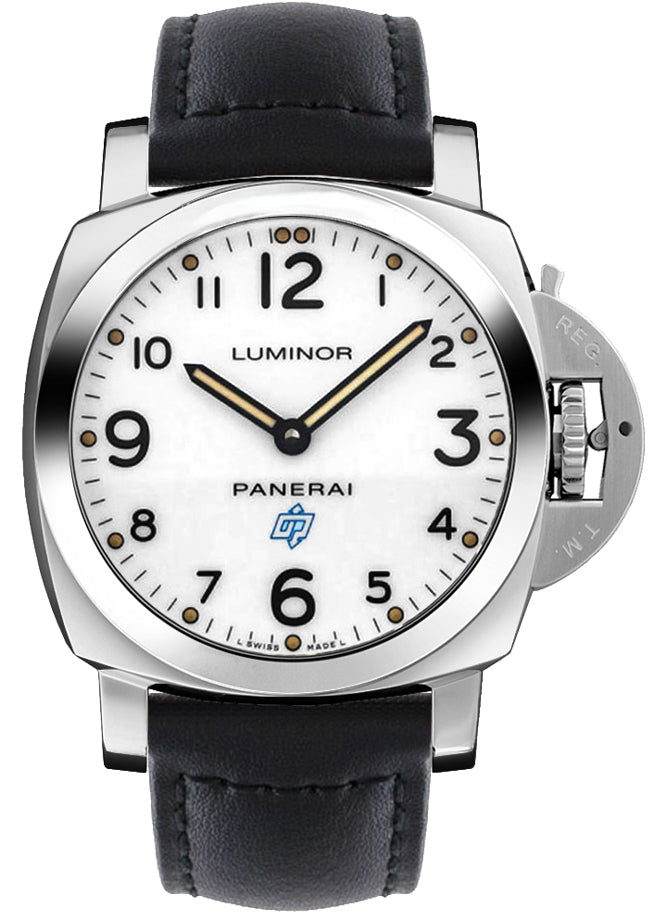 Panerai Luminor Base Logo Acciaio 44mm Mechanical Men's Watch PAM00630
