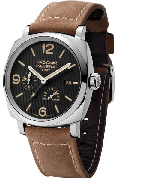 Panerai Radiomir 1940 3Days GMT Power Reserve Auto 45mm Watch PAM00658